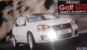 VW Volkswagen Golf 5 V Gti Tuning Weiss White Bausatz Kit 1/24 Fujimi Modellauto Modell Auto