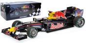 Minichamps Red Bull RB6 Abu Dhabi GP 2010 - Sebastian Vettel 2010 F1 World Champion 1/18 Scale Die-Cast Model