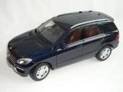 Mercedes-Benz M-klasse Ml-klasse W166 Ab 2011 Tansanit Blau 1/18 Minichamps Modellauto Modell Auto