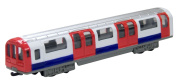 Richmond Toys Motormax 15cm Traditional London Underground Tube Train Die-Cast Collector Edition 1:100 Scale Approx