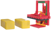 Bruder Accessories Silo Block Cutter with Block Hay Bales
