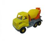 Polesie Wader Cargo Cement Mixer Toy Truck
