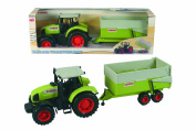 Simba-Dickie Free Wheel Tractor with Dumper