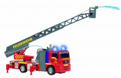 Smoby 3443993 City Fire Engine with Sounds and Lights 31 cm