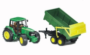 Bruder 02058 John Deere 6920 Tractor with Tipping Trailer