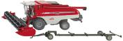 Siku 4257 Massey Ferguson combine harvester 9280