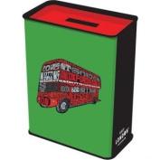 Visit London (Routemaster Bus/Taxi) - Money Box