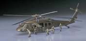 H-D03 Hasegawa 1:72 - (00433) UH-60A Black Hawk plastic model kit
