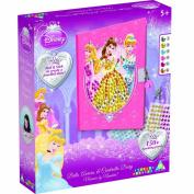 The Orb Factory Sticky Mosaics Disney Princess Diary Belle/ Aurora/ Cinderella