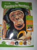 Reeves - Junior Paint by Numbers Chimp