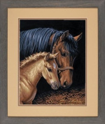 Paint By Number Kit 28cm x 36cm -Gentle Touch