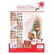 PAPERMANIA DESIGNER DECOUPAGE SHEET - CHRISTMAS TIDINGS