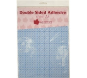 Woodware Craft Collection A4 Double Sided Adhesive Sheets x 4