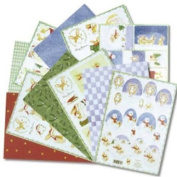 Dandelion Decoupage Sheets