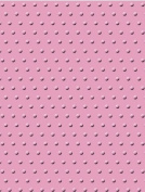 Universal Embossing Folder - More Dots, for Cuttlebug and other leading machines, 10.8x14cm