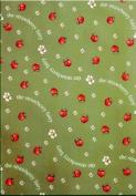 Pergamano Parchment Vellum Paper A4 - Strawberry Fairy #1633