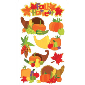 Cornucopia Sticko Harvest Stickers Sticko E5220335