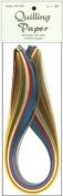 Quilling Paper  .  cm 200/Pkg-10 Colours