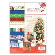 PAPERMANIA A4 ULTIMATE DECOUPAGE PACK (48PCS) - CHRISTMAS TIDINGS