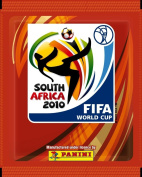 Panini World Cup 610mball Stickers