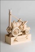 Timberkits Stephensons Rocket Model