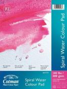 Winsor & Newton Cotman Water Colour Paint Pad Spiral