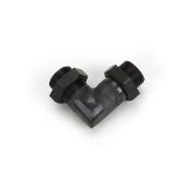 SAI125A163 Muffler Right Angle Manifold M13