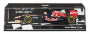 Toro Rosso STR7 (JeanEric Vergne - Showcar 2012) Diecast Model Car