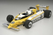 Tamiya 1/12 Renault RE-20 Turbo with Etch Parts #