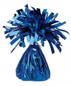 Blue Foil Party Balloon Weight