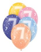 Helium Balloons - Age 7