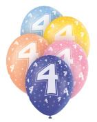 Helium Balloons - Age 4