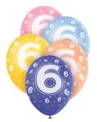 Helium Balloons - Age 6