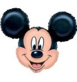 90cm Mickey Mouse Character Shaped Foil Balloon