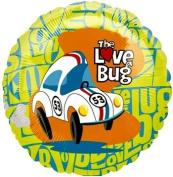 The Love Bug 46cm Foil Balloon