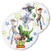 Amscan Internationa Super Clear Toy Story