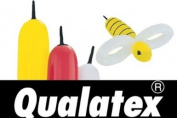 Yellow Bee Body Qualatex balloons