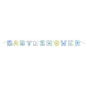 BABY STITCHING BANNER