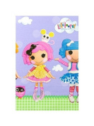 Lalaloopsy Paper Party Tablecover