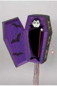 Vampire Coffin 3D Halloween Pull String Pinata