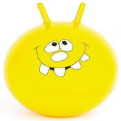 Toyrific Toys - 60cm Jump 'N' Bounce Yellow Space Hopper