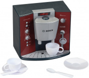Bosch Theo Klein Coffee Machine with Sound and Espresso Set