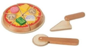 I'm Toy Wooden Pizza