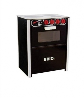 BRIO 31356 Stove (Black)