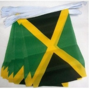 World of Flags 6m 20 Flag Jamaica Bunting