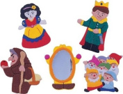 Snow White Finger Puppet Set