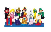 GoKi Assortment of Finger Puppets 2