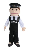 The Puppet Company Dressing-Up Clothes Police Person Puppet Outfit