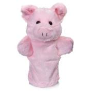 Farm Animal Hand Puppet - Pig