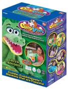 CuddleUpPets - Green Crocodile